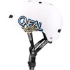 ONeal Dirt Lid ZF helm wit